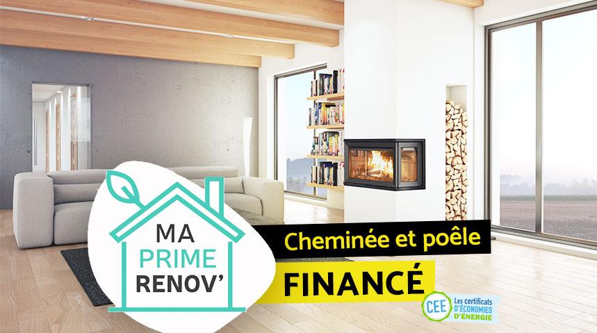 Ma Prime Rénov' : travaux de rénovation énergétique financé par l'Etat